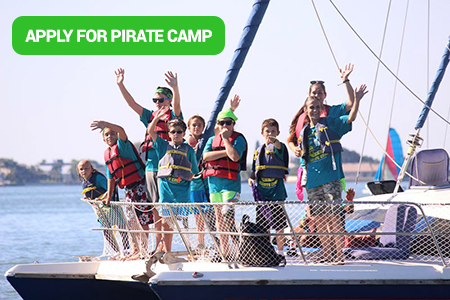 Apply For Pirate Camp